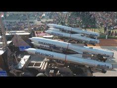 China vs India; Despliegue de misiles indios BrahMos