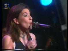 Festival RTP 1996 - Lúcia Moniz - O Meu Coração Não Tem Cor - YouTube