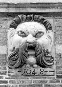 1648 - Groot en Klein Rennenberg, Sint Catharinaplein 1-2, Bergen op Zoom (Netherlands)