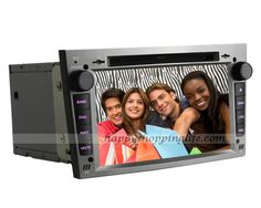 Opel Antara (2006-2011) Android Auto Radio DVD Player with GPS Navigation Wifi 3G Digital TV RDS CAN Bus
