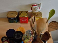 Rincones de mi pequeña cocina