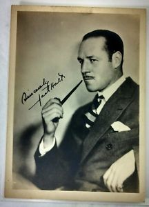 Jack Holt Autographed Album Page Popular Star Of 1940s Westerns D.51 Cards & Papers