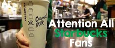 Starbucks Corp said on Wednesday that its U. shops would begin offering coconut milk on Feb. as it seeks to keep pace with soaring demand for non-dairy and non-soy milk alternatives. Coconut Milk Nutrition, Cheese Nutrition, Healthy Nutrition, Eat Healthy, Pasta Nutrition, Healthy Living, Nutrition Classes, Nutrition Activities, Nutrition Education
