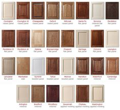 Cabinet Colors Choices – 3 Day Kitchen And Bath Custom Cabinets And Refacing Kitchen Cupboard Colours, Types Of Kitchen Cabinets, Kitchen Cabinet Door Styles, Refacing Kitchen Cabinets, Kitchen Cabinet Design, Cabinet Colors, Cabinet Refacing, Kitchen Tips, Cabinet Types
