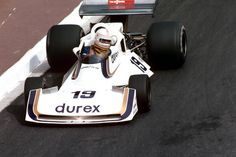 Alan Jones SurteesFord TS19 Grand Prix of Monaco Circuit de Monaco 30 May 1976