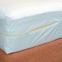 #awesome This Polly #Cotton Waterproof mattress cover is designed to help relieve allergy & asthma symptoms. See images #above. It's independently lab-tested to b...