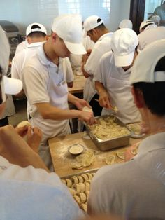 """It was big news when Taiwan-based Din Tai Fung opened its second North American restaurant across the lake from Seattle in Bellevue in 2010. (The first is in Los Angeles.) Fans flocked to the restaurant, often waiting two hours or more for baskets of Xiao Long Bao (called """"Juicy Dumplings"""" on the menu, $9.50 for 10 for pork, and $11.00 for 10 for pork and crab). For the dipping sauce, you mix your own ratio of soy sauce and black vinegar, adding ginger slices, and then figure out your eating…"""
