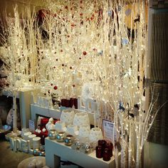 Papaya Homewares bondi store Christmas window