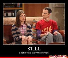 Love Sheldon & Amy!