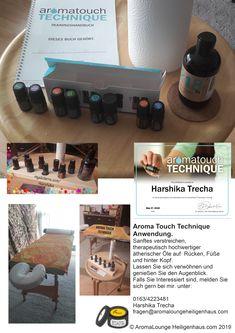 Aroma Touch Techniq Anwendung