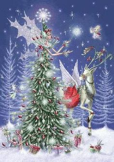 Fée de Noel