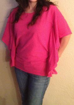 From scratch: Circle shirt | Refashion, Repurpose, Redo...