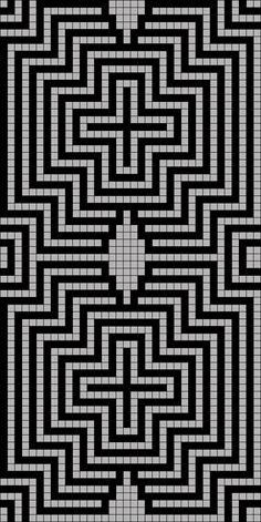 Buffalo plaid - crochet pattern - blanket - afghan - Corner to corner - Buffalo crochet - Plaid pattern - Red and black plaid Crochet Diagram, Crochet Chart, Filet Crochet, Crochet Stitches, C2c Crochet, Tapestry Crochet Patterns, Mosaic Patterns, Beading Patterns, Quilt Patterns