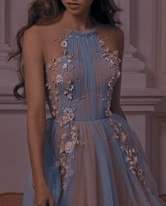 Pretty Prom Dresses, Ball Dresses, Elegant Dresses, Beautiful Dresses, Evening Dresses, Ball Gowns Prom, Tulle Prom Dress, Formal Dresses, Fantasy Gowns
