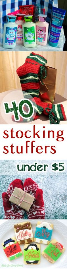 Stocking stuffers, Christmas gift ideas, cheap gift ideas, gifts for her, gifts for him, holiday shopping hacks, popular pin, christmas ideas. http://www.giftideascorner.com/stocking-stuffer-gifts-ideas/