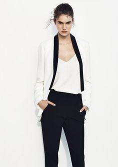 Marynarka z odpinanym paskiem High Street Fashion, Street Style, Viernes Casual, Style Minimaliste, Style Noir, Minimal Fashion, Minimal Style, Minimal Classic, Swagg