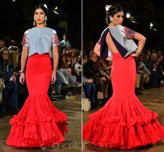 "Juan Boleco ""Hallelujah"" Foto: Aida Lineros para lunarit0s.com @pasarela_weloveflamenco #WeLoveFlamenco #wlf #wlf2016 #moda #modaflamenca2016 #flamencadress #flamenco #flamencodress #seville #sevilla #pasarela #fashion #flamencawear #hotelalfonsoxiii #temporadaflamenca2016 #temporadaflamenca #volantes #lunarit0s #lunares #frills #flounce #flamenca #feria #trajedeflamenca #igerssevilla #lunarit0sblog #lunarit0s"