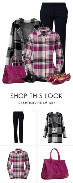 """Untitled #536"" by tinkertot ❤ liked on Polyvore featuring Benetton, The North Face, Tory Burch, Salvatore Ferragamo, women's clothing, women's fashion, women, female, woman and misses"