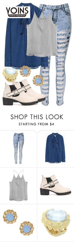 """""""YOINS"""" by deedee-pekarik ❤ liked on Polyvore featuring yoins and yoinscollection"""