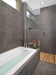 Image result for open shower tile floor