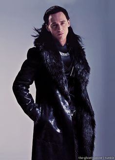 Loki in fur by Florbe-----Well, thats gorgeous.