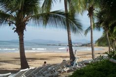 Ixtapa Mexico...of the best beaches...spent two weeks here