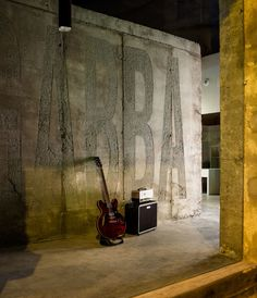CUAC ARQUITECTURA, Fernando Alda - www.fernandoalda.com · Gabba Hey Rock and Roll Music School · Divisare
