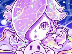 Rosalina and Luma - Super Smash Bros.