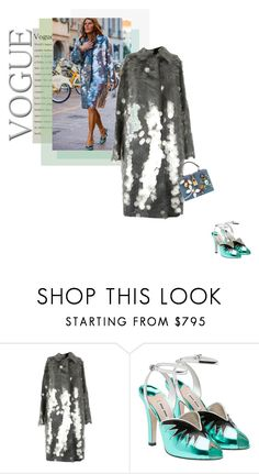 """""""Here she comes..."""" by theitalianglam ❤ liked on Polyvore featuring Prada, Miu Miu, Dolce&Gabbana, women's clothing, women's fashion, women, female, woman, misses and juniors"""