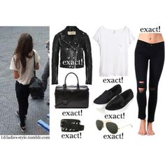 eleanor by eleanor-calder-outfits on Polyvore featuring H&M, Burberry, J Brand, Topshop, Yves Saint Laurent and Ray-Ban