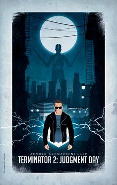Badass Terminator 2 by BarbarianFactory on deviantART