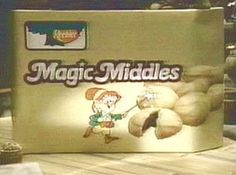 Keebler Magic Middles.  They were my favorite.  I would love some Magic Middles.
