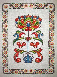 íslensk handavinna • Skaftafell • Icelandic embroidery