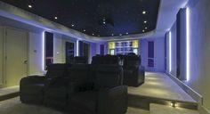 lighting a cinema room - Google Search