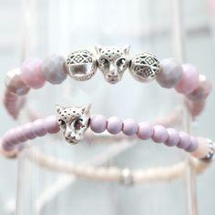 Trendy Schmuck aus den schönsten Perlen und Anhängern aus DQ Metall gemacht!