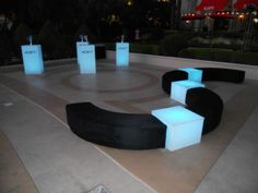 LED Furniture is a great way to make your event pop. Find out what your options are and where you can find LED Furniture for events. Event Pictures, Led Furniture, Event Decor, 3 D, Things To Come, Entertaining, Mod Mod, Chairs, Party
