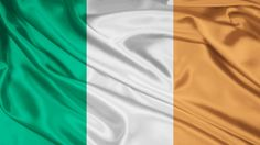 Image for Ireland Flag Widescreen Wallpaper