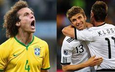 Brasile - Germania: i padroni di casa hanno esaurito le scorte di fortuna? #brasile #germania #neymar #calcio