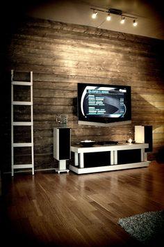 Livingroom w/ Entertainment center