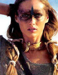 fashion over reason: Warrior Princess