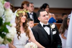 Catholic Wedding Ceremony ~ R & H Wedding ~ Maggie Sottero Ascher