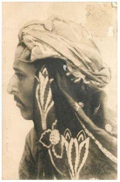 Africa: Tunisian berber man
