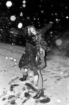 Feb.07.13 It is still snowing
