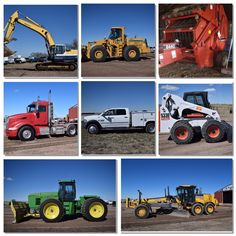 Fred Marick Estate Auction – heavy equipment, construction equipment, farm equipment, ranch equipment.  Onsite and online bidding with Proxibid.com. Full listing and photos are on our...