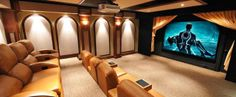 Home Theater Designer in New York, NY.  eInteractive Homes, Inc.