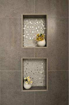 Bathroom Tile Designs, Bathroom Trends, Bathroom Renovations, Bathroom Interior, Bathroom Ideas, Decorating Bathrooms, Shower Designs, Bathroom Makeovers, Bath Ideas