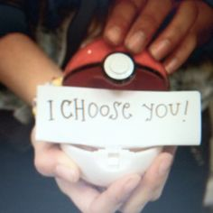 Pokemon proposal lol corny i know but its a neat idea for you nerds out there :)
