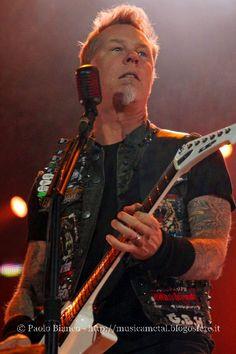 Metallica concerto Stadio Friuli, Udine - 13 Maggio 2012, fotogallery