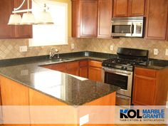 verde butterfly granite kitchen pictures | Verde Butterfly