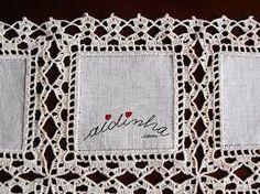 Risultati immagini per linho e crochet